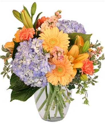 Filled with Delight Flower Arrangement