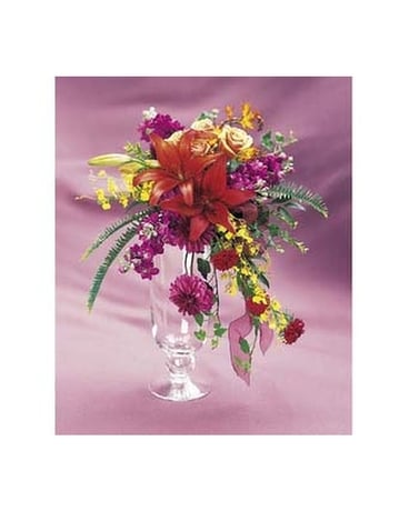 Bridesmaid Bouquets Flower Arrangement
