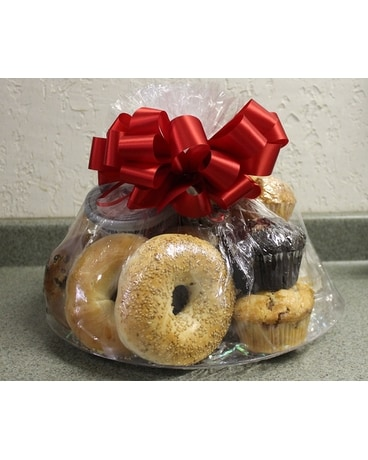 Bagel Basket- 24hr Notice Gift Basket