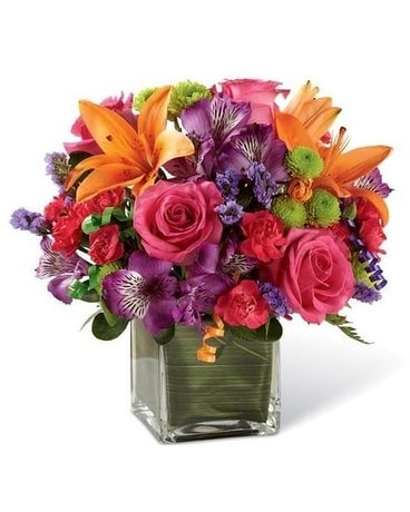 Color Image Flower Arrangement