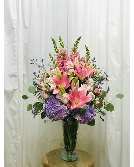 Designer's Choice (Spring) Flower Arrangement
