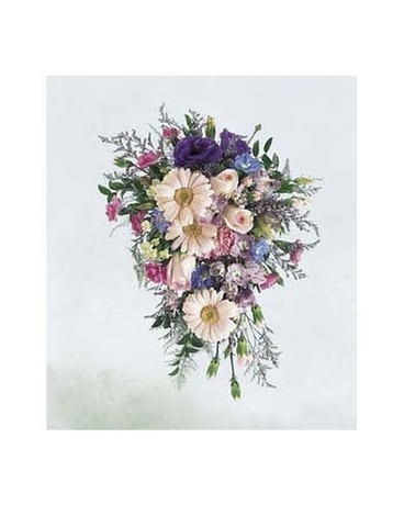 Bridesmaid Bouquet Flower Arrangement