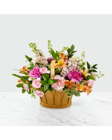 Lift Me Up Flower Arrangement