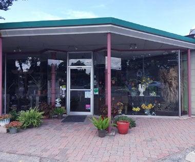 Morrison Floral & Greenhouses Storefront