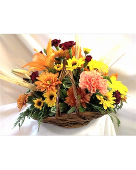 Thankful Basket