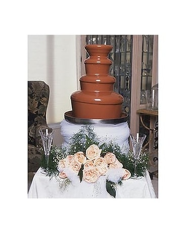 Chocolate Fountain Anniversary Parties