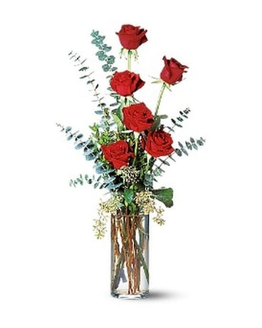 Expression of Love - by Diana's Flower Shop Flower Arrangement