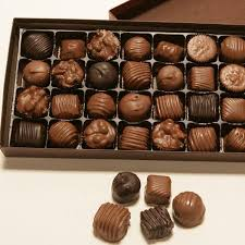 Box -Chocolate Candy