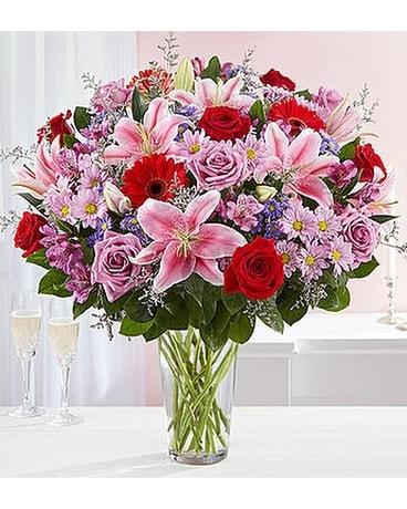 Adoring Love Bouquet