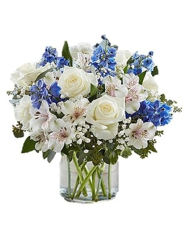 Wonderful Wishes Bouquet Flower Arrangement