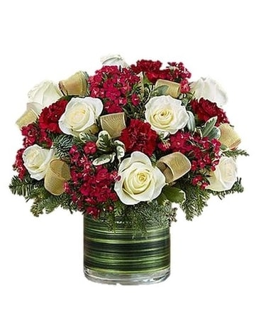 Christmas Flower Arrangements Images.Glorious Christmas In Watertown Ct Agnew Florist