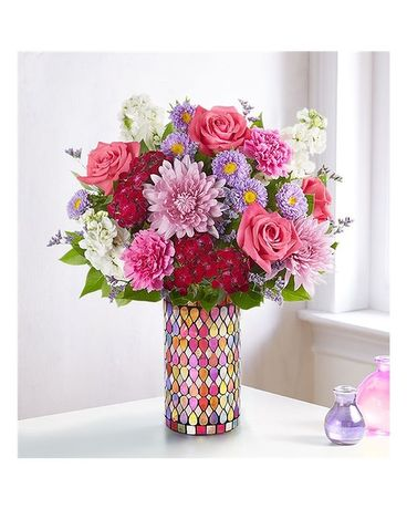 Dazzle Her Day by Agnew Florist Flower Arrangement