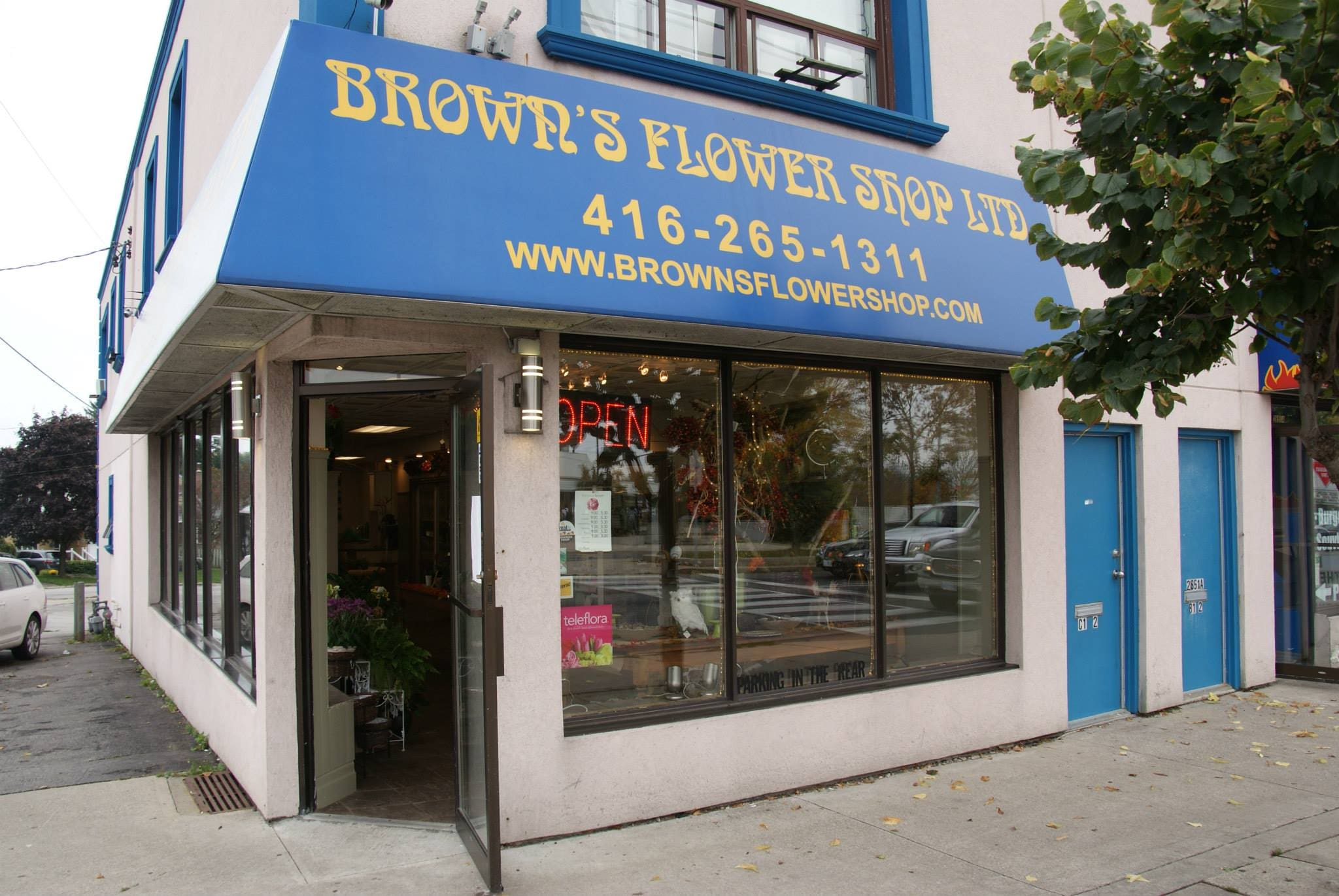 About browns flower shop scarborough on florist izmirmasajfo