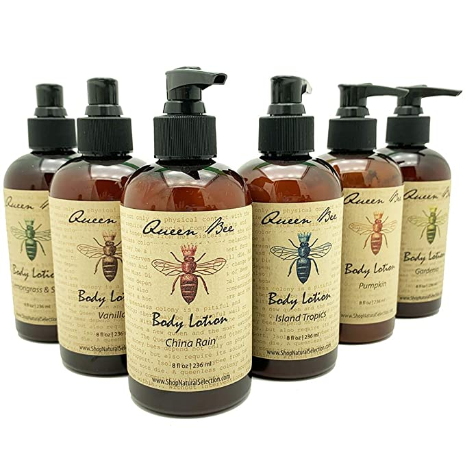 Queen Bee Body Lotion