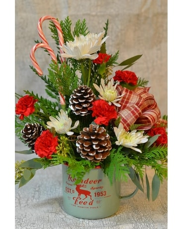 reindeer games Flower Arrangement