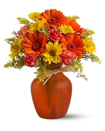 Bountiful Blooms Flower Arrangement
