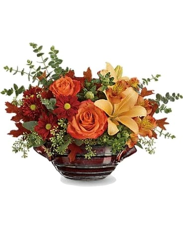Autumn Gathering Bouquet Flower Arrangement