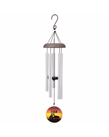 Picture Perfect Farm Windchime Gifts
