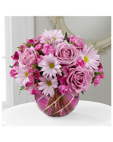 Radiant Blooms Flower Arrangement