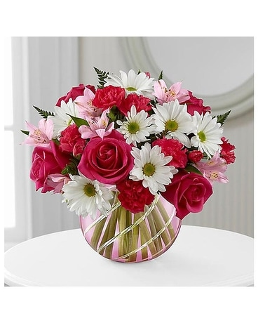 Perfect Blooms Flower Arrangement