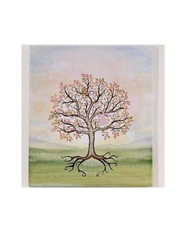 The Signing Tree Canvas Welcome Baby Gifts