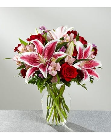 High Style Bouquet Flower Arrangement