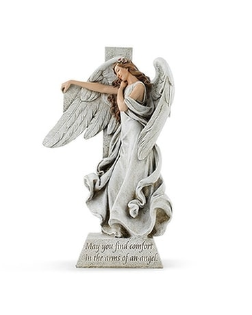Memory Angel on Cross Gifts
