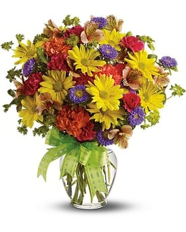 Make a Wish - Deluxe Flower Arrangement