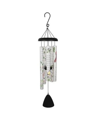 Be Grateful Sonnet Wind chime Gifts