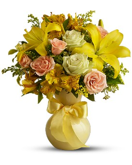 Birthday Flowers Delivery Spring Tx A Yellow Rose Floral Boutique