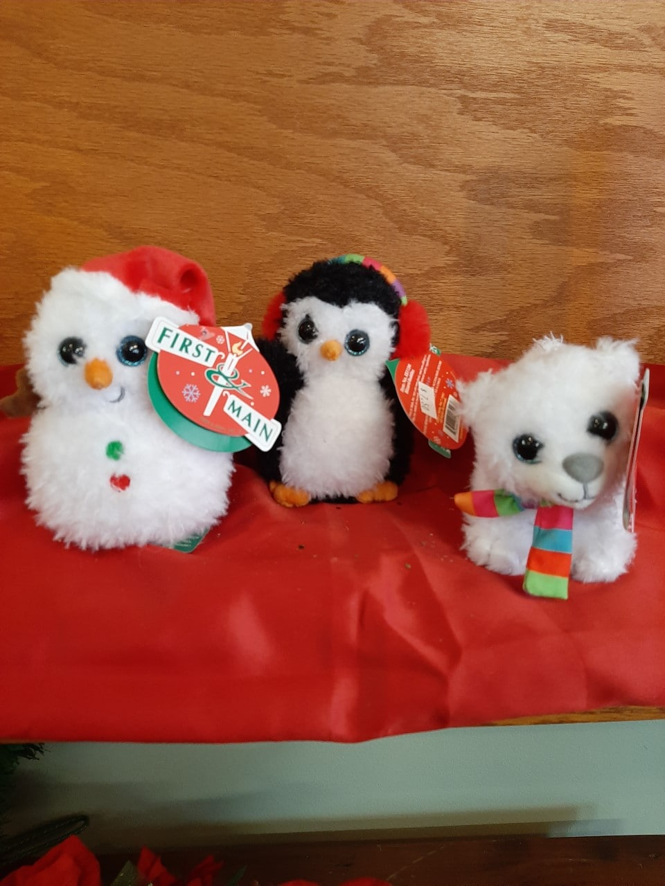 Stuffed Animal - Blizzard Buddies