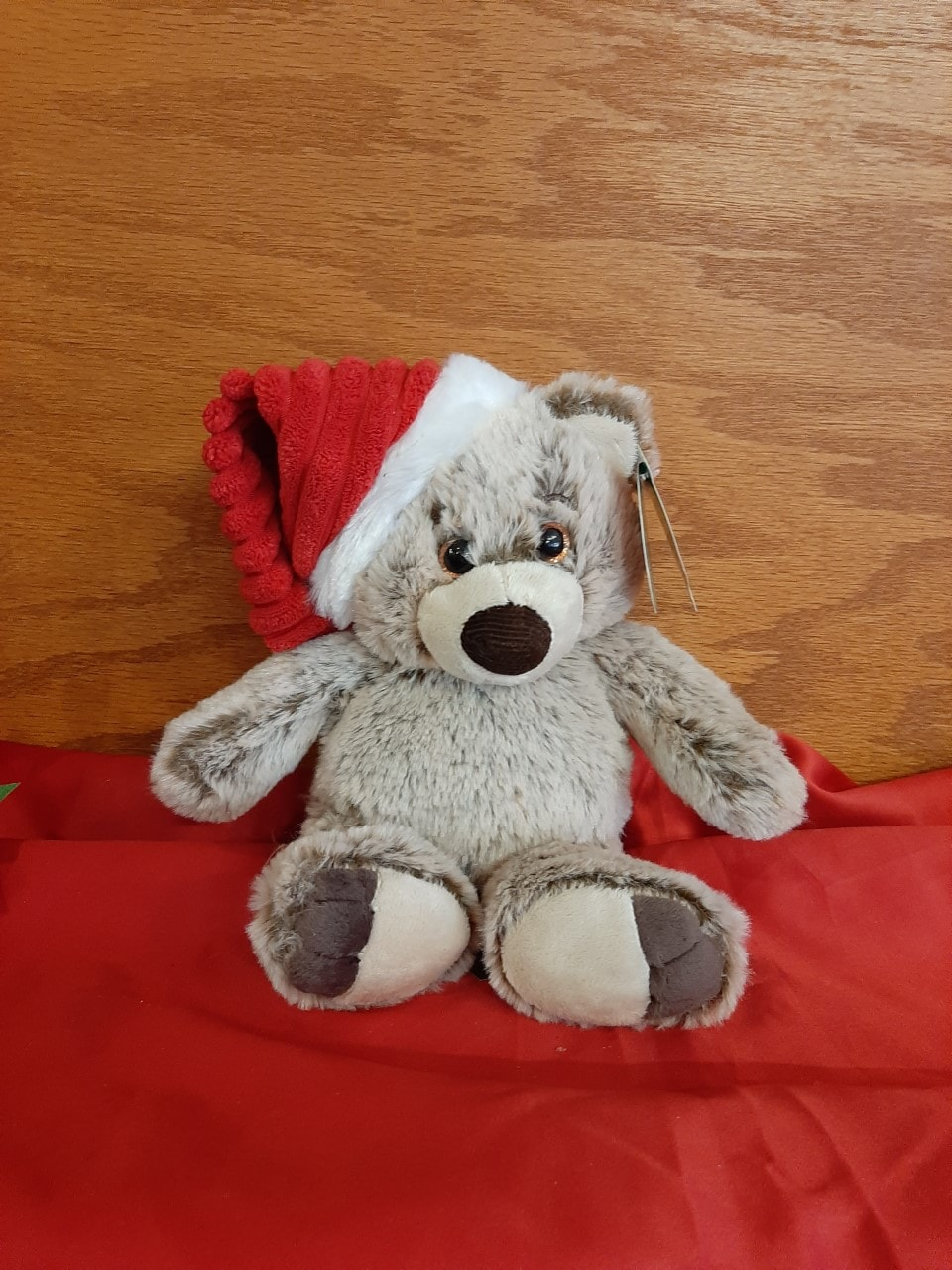 Stuffed Animal - Christmas Bear