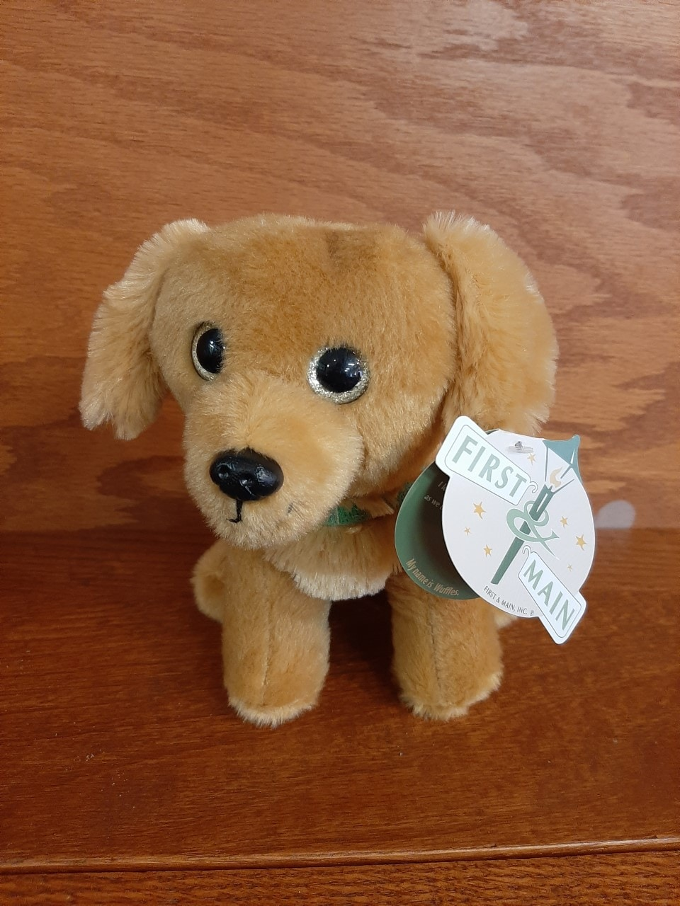 Stuffed Animal - Golden Retriever