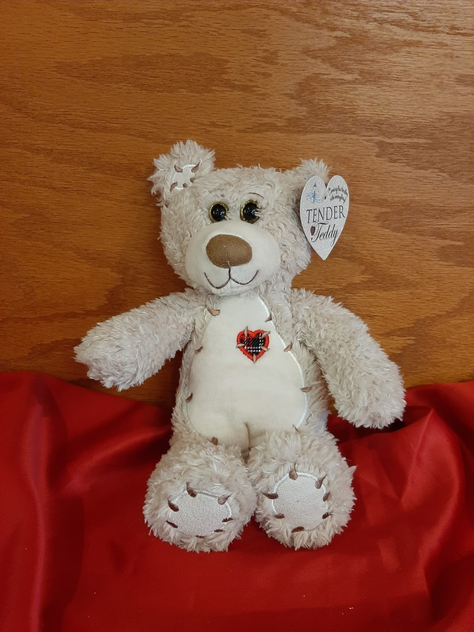Stuffed Animal - Bear, Tender Teddy