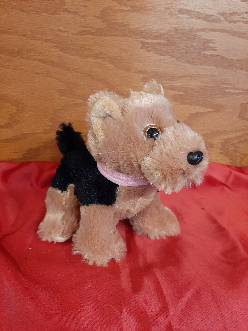 Stuffed Animal - Yorkie