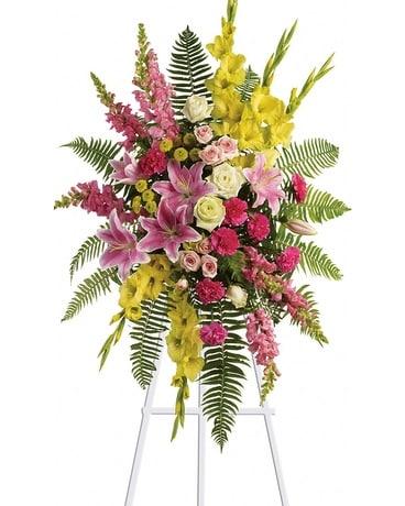 Rays of sunshine in palm springs ca palm springs florist inc rays of sunshine flower arrangement mightylinksfo