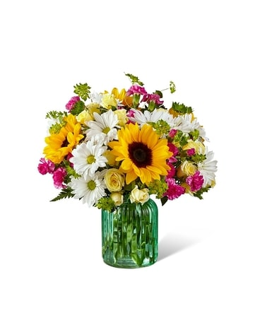 Spring flowers delivery palm springs ca palm springs florist inc ftd sunlit meadows mightylinksfo