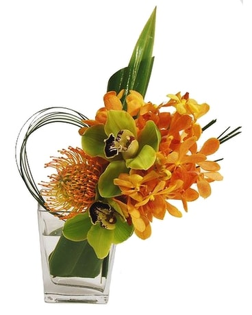 Island Breeze Flower Arrangement