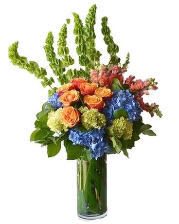 Florist delivered funeral arrangements palm springs florist full of life mightylinksfo