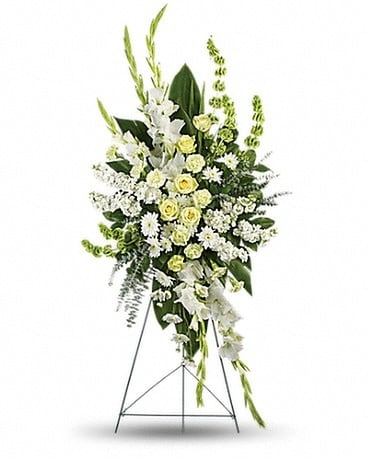 Magnificent Life Spray Flower Arrangement