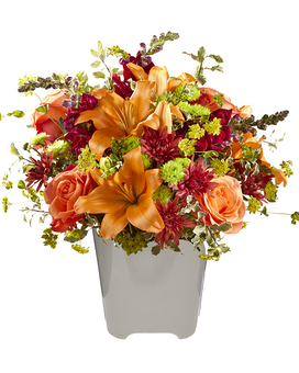Fall flower designs florist palm springs flower delivery palm falling for you mightylinksfo