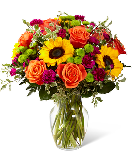 Fall flower designs florist palm springs flower delivery palm crazy for you mightylinksfo