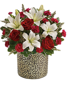 Shop by flowers delivery palm springs ca palm springs florist inc heartbreaker flower arrangement mightylinksfo