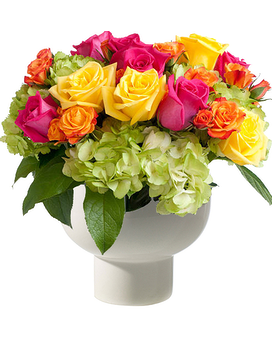 The Orion Pavé Rose Arrangement Flower Arrangement