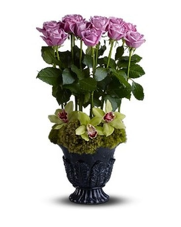 Teleflora's Heavenly Grace - by Aliso Viejo Floris Flower Arrangement