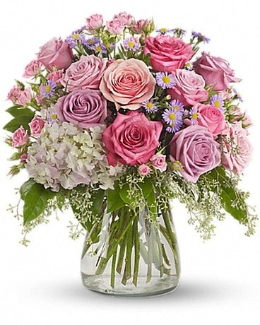 Sweet Expression Flower Arrangement