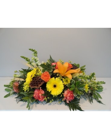 Fall Grandeur Flower Arrangement