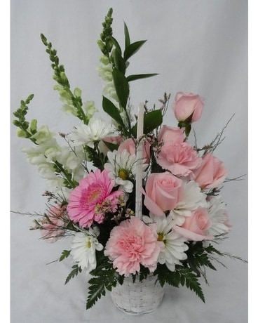 Pretty in Pink ! Flower Arrangement