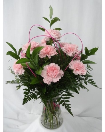 Pink Cloud Bouquet Flower Arrangement