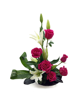 In Style Flower Arrangement